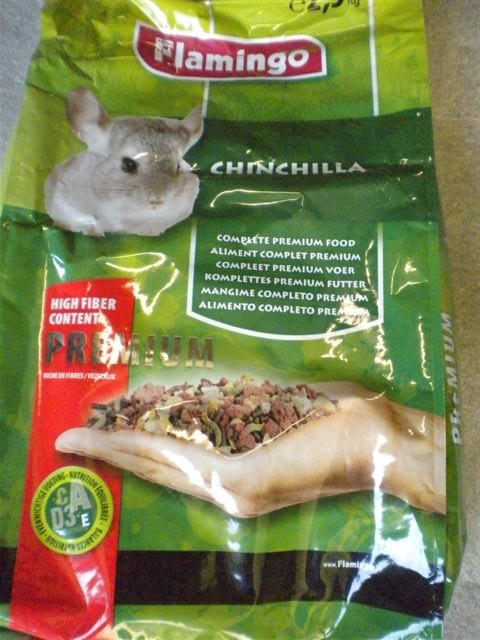 Graines premium Chinchilla